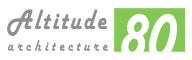 logo Altitude80 architectes